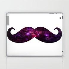 Space mustache Laptop & iPad Skin