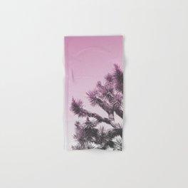 Joshua Tree - Ultraviolet Hand & Bath Towel