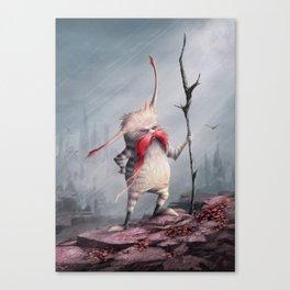 my lorax Canvas Print