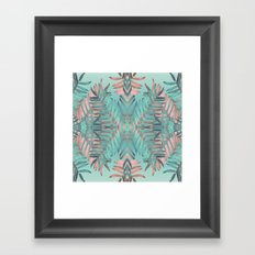 JUNGLE VIBES Framed Art Print