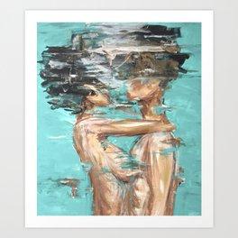 Summer Thing Art Print