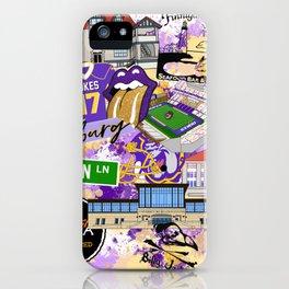best of JMU iPhone Case