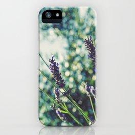 Field of Flowers 10 iPhone Case
