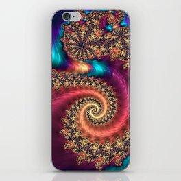The Infinite Rainbow iPhone Skin