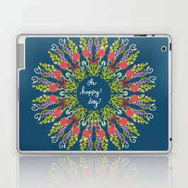 Oh, Happy Day Laptop & iPad Skin