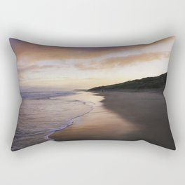 An Autumn Morning Rectangular Pillow
