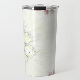 Pequi Flower Travel Mug