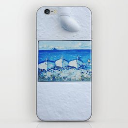 Seascape 3 iPhone Skin