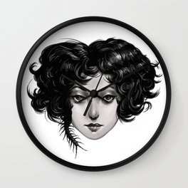 Lucy Wall Clock
