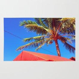 Coconut Tree Rug