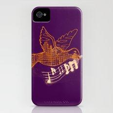 Musical Sunset iPhone (4, 4s) Slim Case