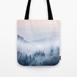 Pastel landscape 03 Tote Bag