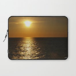 Horizontal Horizon  Laptop Sleeve