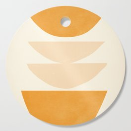 Abstract Shapes 36 Cutting Board