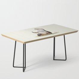 Sea Lion Watercolor Coffee Table