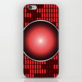 HALs Memories iPhone Skin