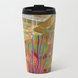 Desert City Phoenix Travel Mug