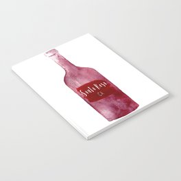 Santa Rosa, CA - Wine Country Love Notebook