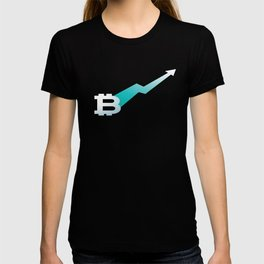 Bitcoin Stock Price Going Up T-shirt