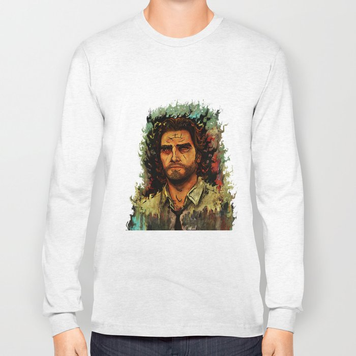 the wolf among us Long Sleeve T-shirt