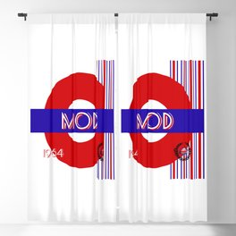 We are the MODS, Underground. Blackout Curtain