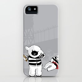 Lamb Shanks iPhone Case