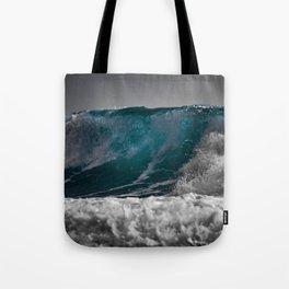 Wave Series Photograph No. 3 Tote Bag