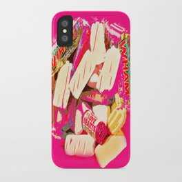 Mmm sweets iPhone Case