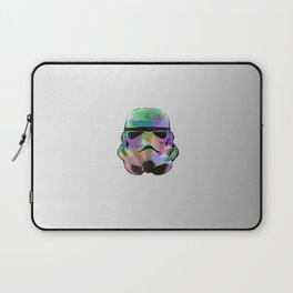 Colourful Stormtrooper Laptop Sleeve