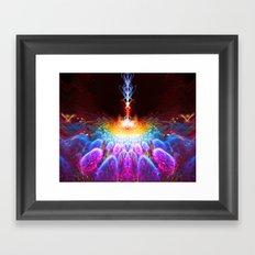 Infinite Introspection Framed Art Print