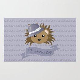 Ms. Hedgehog Rug