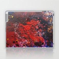 Abstract liquidity. Laptop & iPad Skin