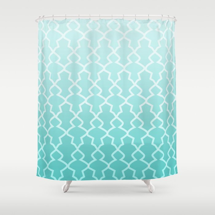 Moroccan Inspired Texture #2 Shower Curtain by lorenalg | Society6