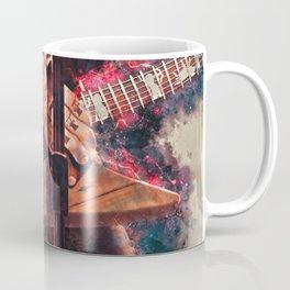 Hetfield's Garage Guitar Coffee Mug