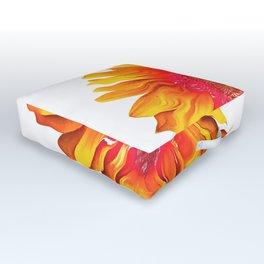Sunflower 18 Outdoor Floor Cushion