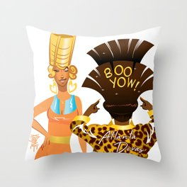 BAPS Throw Pillow
