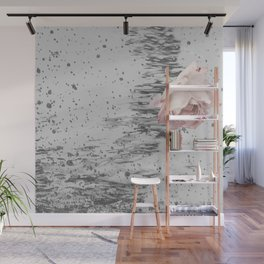 Rose Glamour Wall Mural