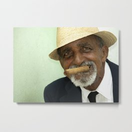 Mr Trinidad  Metal Print