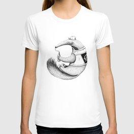 ant-eater T-shirt