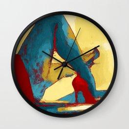 Polly Wall Clock