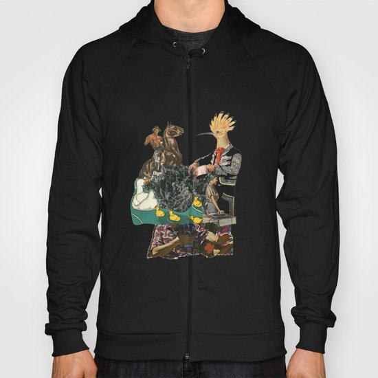To The Casual Observer Hoody