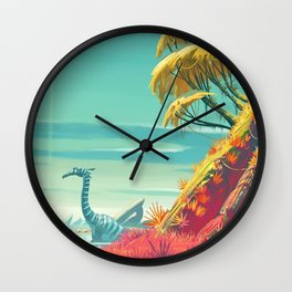 No Mans Sky Wall Clock