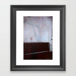 Orvietto Wine Cellar ~ Ancient Italian Wine Cellar Framed Art Print
