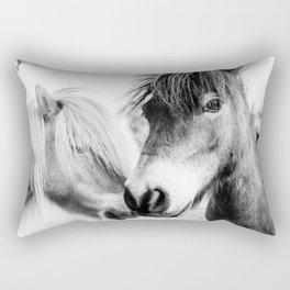 Almo and Billy Bear Rectangular Pillow
