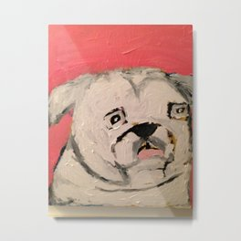 dog by eric ginsburg Metal Print