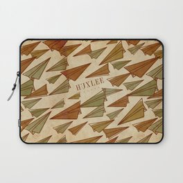 Huxlee Music Merch Laptop Sleeve