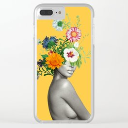 Bloom 5 Clear iPhone Case