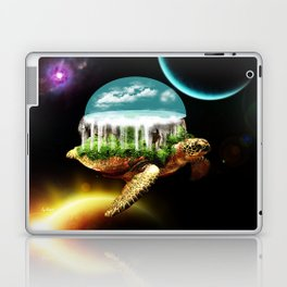 The great A Tuin Laptop & iPad Skin
