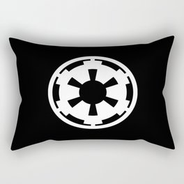 Galactic Ruler Rectangular Pillow