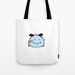 poro fighter Tote Bag